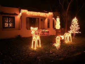 outdoor lighted decorations light decorating ideas