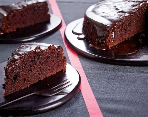 saftiger schokoladenkuchen rezept essen und trinken