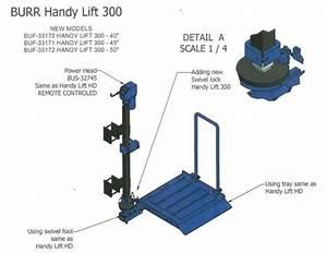 Handi Lift- Personal Platform Lift