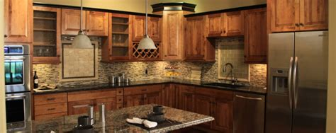 Merillat Kitchen Cabinets by Cabinets Mountain Lumber Company