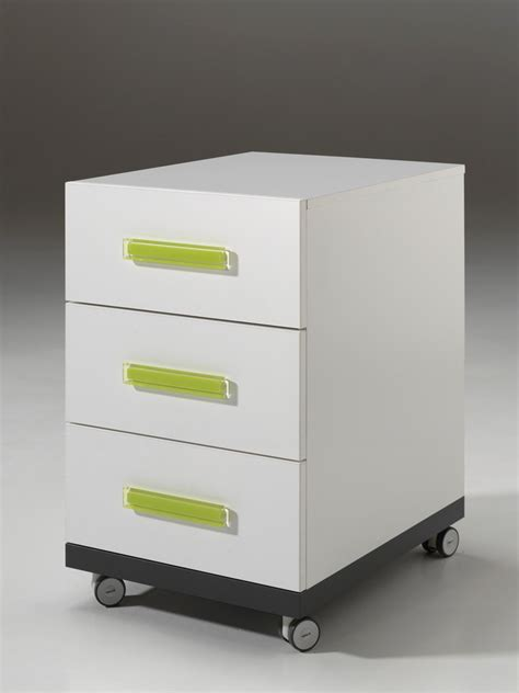 bureau gris anthracite caisson de bureau contemporain blanc gris anthracite roxi