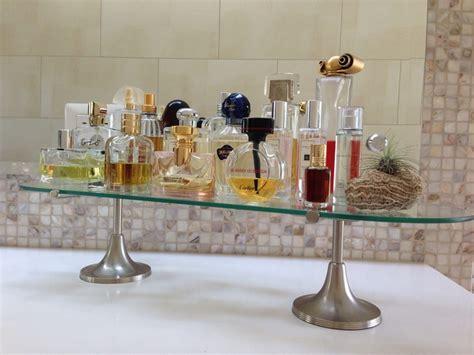 cake stand  perfume display perfume pinterest