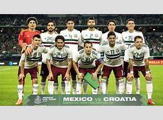 Selección Mexicana Los números de México, Alemania