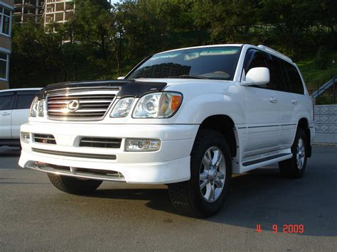 2004 Lexus Lx470 Pics 47 Gasoline Automatic For Sale