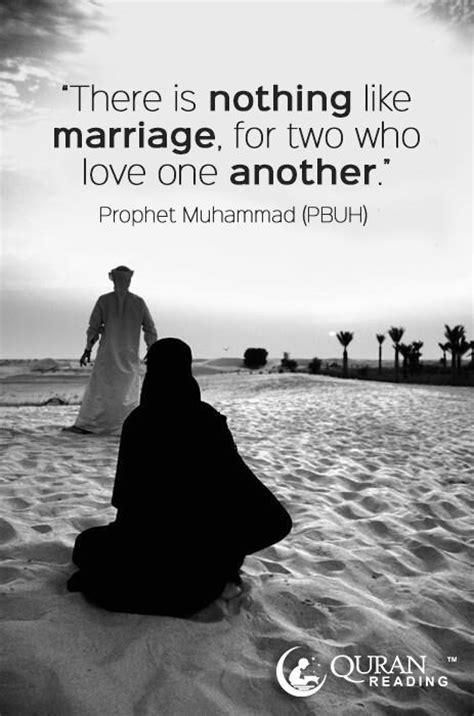 there is nothing like marriage for two who one
