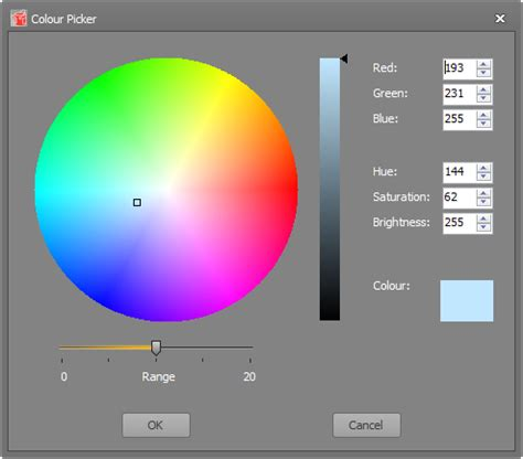 rtv paint using the colour picker rtv tools help wiki