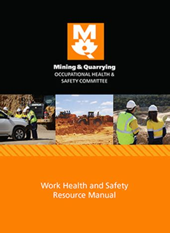 workplace safety resources mining  quarrying