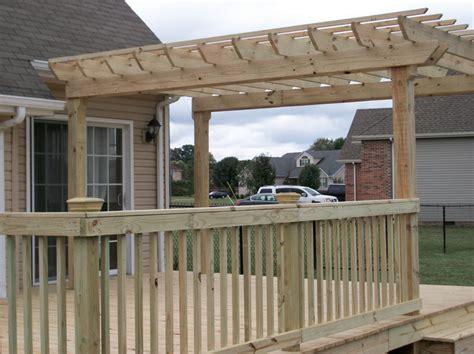 deck pergola pictures decks patios pergolas southern exposure sunrooms