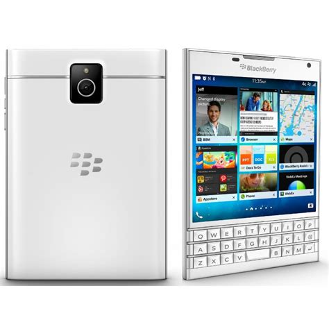 blackberry passport q30 white 3gb ram 32gb rom 4 5 quot screen