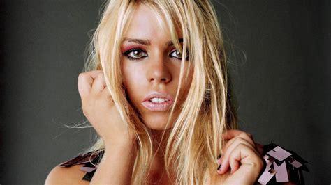 hd wallpaper billie piper blonde makeup