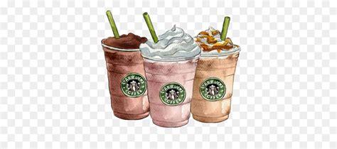 Coffee Latte Milkshake Starbucks Clip Art