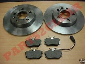 Disque Frein Usé : vw transporter t4 plaquettes frein disques arriere pads 96 03 solide ebay ~ Maxctalentgroup.com Avis de Voitures