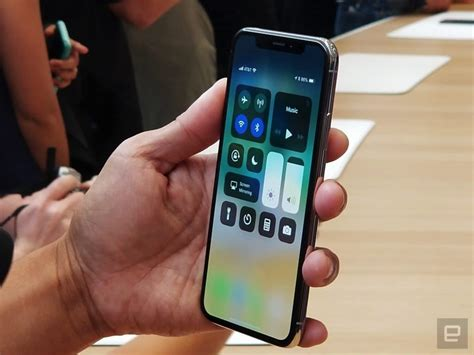Bid Iphone Accessing Center On The Iphone X Is A Big Change