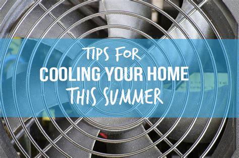 easy ways  cool  home  reduce  energy bills