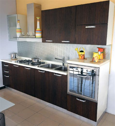 color cabinets for small kitchen interesting modular small kitchen design ideas with 8246