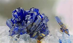 Azurite Crystal - Sacred Source Crystal Blog