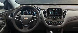 Chevrolet Vehicle Interior Features