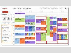 Moving Online The Google Calendar Slope Media Group