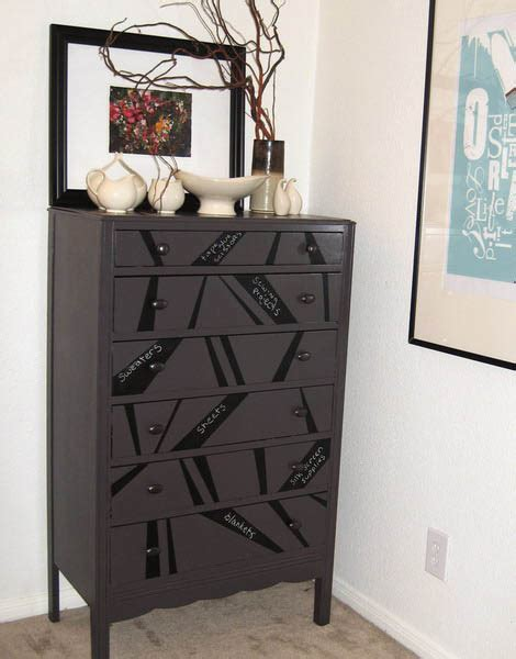 painting dresser ideas chalkboard paint for dressers modern furniture painting and decorating ideas