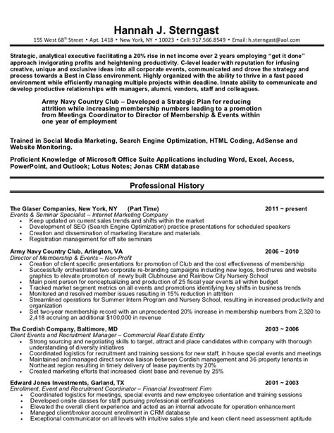 Speaking Resume by Bnl Sterngast Resume 2012