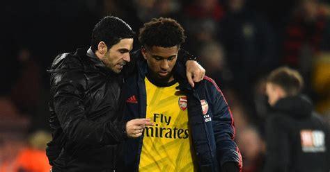 Arsenal news: Injury update on Nelson, Champions League ...