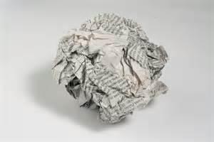 Le Boule Papier by L 235 Tzelise Bataille De Boules De Papier Journal