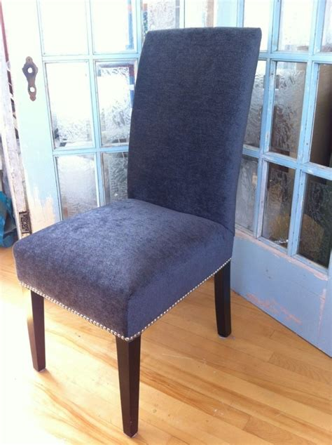 How To Upholster A Chair by 25 Unique Recover Dining Chairs Ideas On