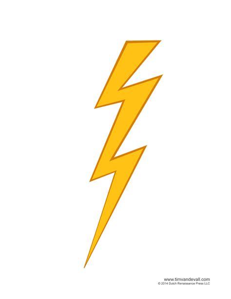 Lightning Bolt Clip Electricity Clipart Zeus Lightning Bolt Pencil And In