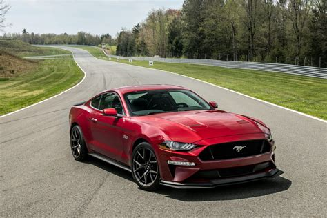 2018 Mustang Gt by Track Day With The 2018 Ford Mustang Gt Performance Pack 2
