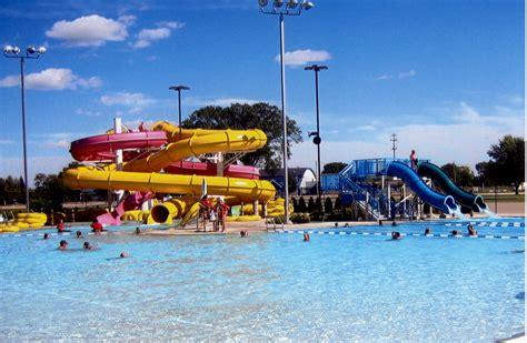 Fdl Fond Du Lac Area Convention And Visitors Fairgrounds Aquatic Center Waterpark Fond Du Lacwi