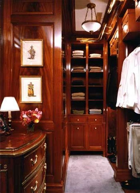Gentleman S Closet by Gentlemens Dressing Room At 960 Park Ave In The Closet