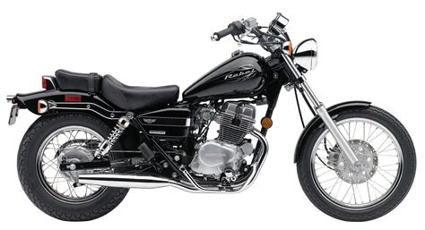 Tanshanomi's Snap Judgments » Blog Archive » Honda Rebel 250