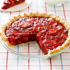 strawberry pie filling with frozen strawberries