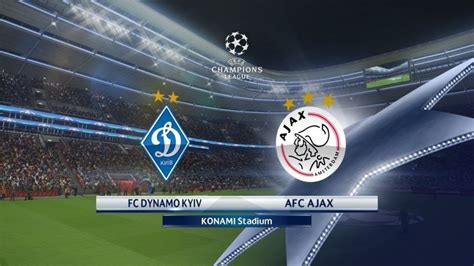{{UEFA CL^LIVE}} Dynamo Kiev vs Ajax Amsterdam Live ...