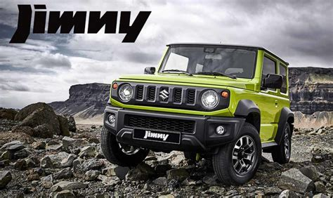 Під час руху jimny використовує два датчики — монокулярну камеру та лазерний. Suzuki Jimny Off-roader Sold Out In Mexico In Just 72 Hours