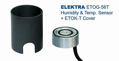 Sensor Humidity Etok 56t Temperature Ground Elektra