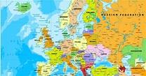 Europe Map Quiz - Quiz - Quizony.com