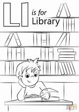 Coloring Letter Library Pages Printable Clifford Sheets Drawing Dot Template Supercoloring Preschool Paper London sketch template