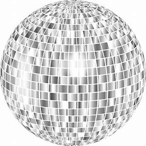 Glimmering Disco Ball No Background Icons PNG - Free PNG ...