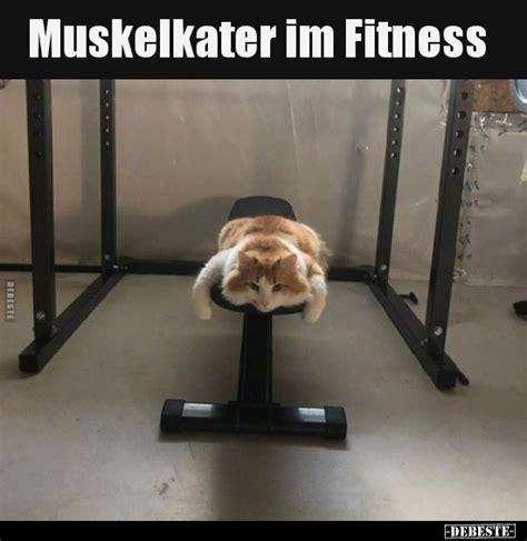 muskelkater im fitness lustige bilder sprueche witze