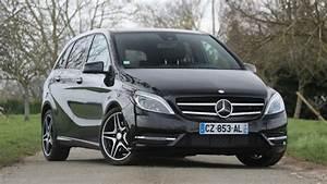 Mercedes Monospace : essai mercedes classe b220 4matic exception culturelle ~ Gottalentnigeria.com Avis de Voitures