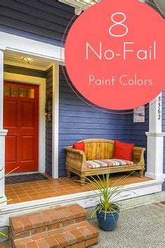 picking  perfect exterior paint colors exterior