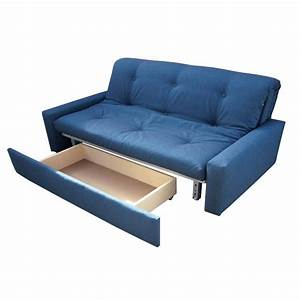 Sofa beds richmond brokeasshomecom for Upholstered futon sofa bed
