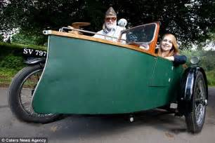 Motorcycle Boat by New Hudson Motorcycle With A Boat For A Sidecar To Go