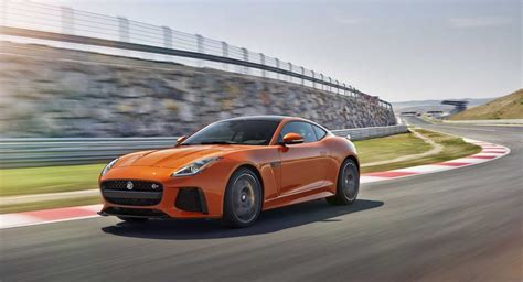 You Can Now Rent A 575hp Jaguar F-type Svr For 9 Per