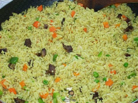 Nigerian Fried Ricehow To Cook Nigerian Fried Rice