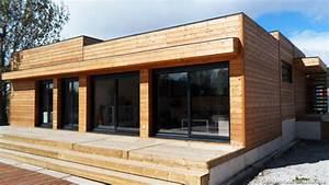 Maison Modulaire Bois : maison modulaire archivos page 4 de 4 maison en bois ~ Melissatoandfro.com Idées de Décoration