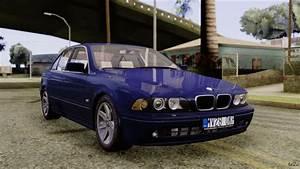 Bmw 530d E39 2001 Stock For Gta San Andreas