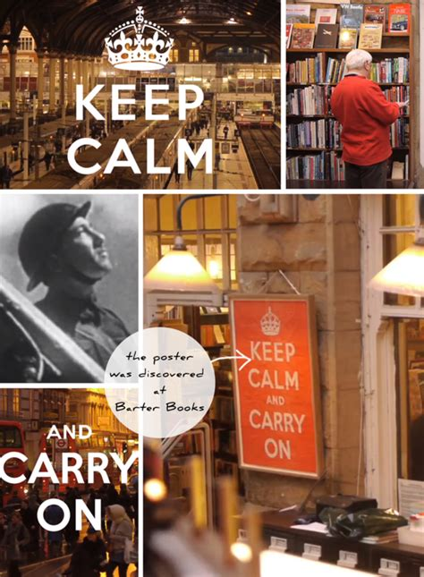 momathon the story of the quot keep calm and carry
