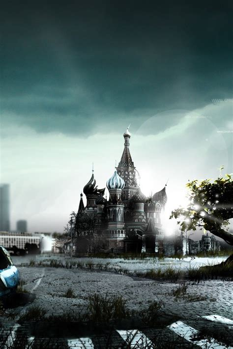moscow mobile legend legend moscow photo manipulation wallpaper allwallpaper